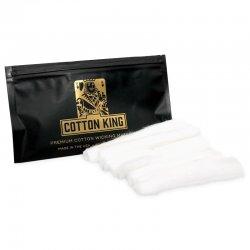Mèches de coton Cotton King pour cigarette électronique
