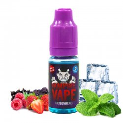 E-liquide Heisenberg Vampire Vape 10 ml