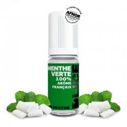 Eliquide Menthe Verte DLICE saveur chewing-gum à la chlorophylle