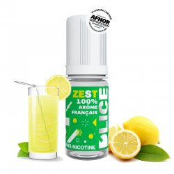 Eliquide Zest DLICE limonade citron