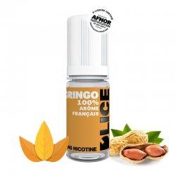 Eliquide Gringo DLICE classic doux cacahuète