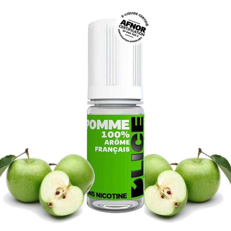 Eliquide Pomme DLICE saveur pomme verte