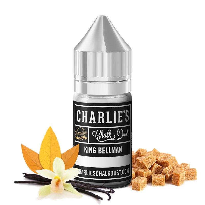 Arôme concentré King Bellman - Charlie's Chalk Dust saveur Sucre brun - Classic - Vanille