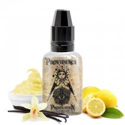 Arôme concentré Providence Provocation de Kapalina : Custard - Vanille - Citron