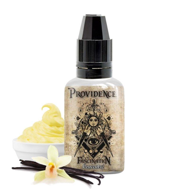 Arôme concentré Providence Fascination de Kapalina : Custard - Vanille