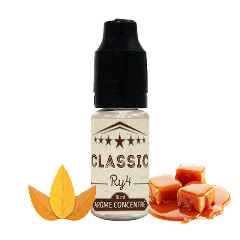 Arôme concentré Classic RY4 Cirkus goût tabac caramélisé