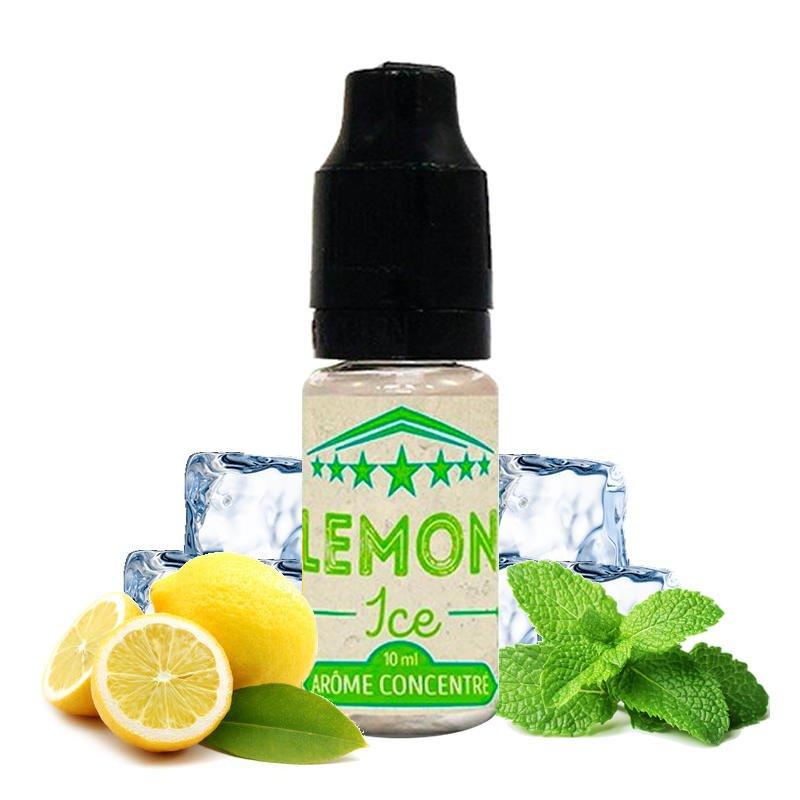 Arôme concentré Lemon Ice Cirkus goût citron menthe frais