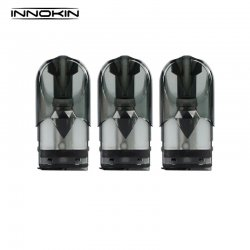 Cartouches IO 0.8 ml Innokin (X3) 1.4 ohm kanthal ou céramique