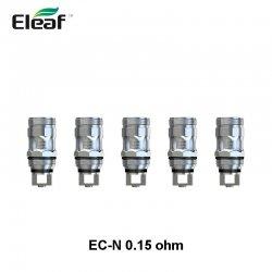 Résistances EC-N 0.15 ohm Eleaf