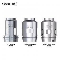 Résistances TFV16 Smok