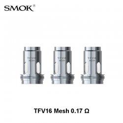 Résistances mesh TFV16 Smok