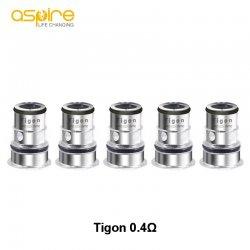 Résistances Tigon 0.4 ohm Aspire