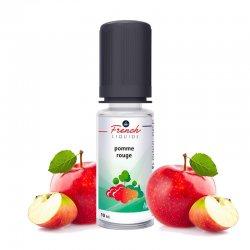 E-liquide Pomme Rouge Sensation Le French Liquide 10 ml