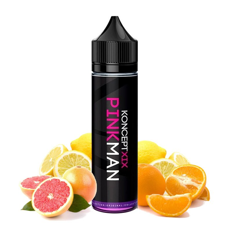 E-liquide Koncept XIX Pinkman Vampire Vape 50 ml