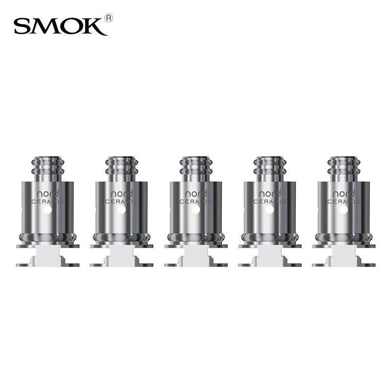 Résistances Nord Céramique Smok 1.4 ohm