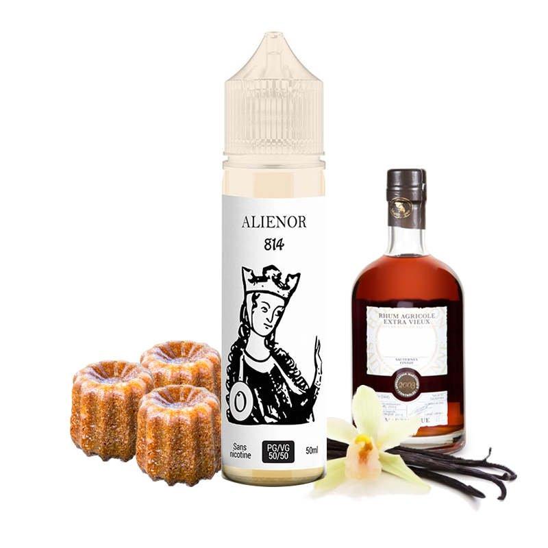 E-liquide Aliénor 814 50 ml