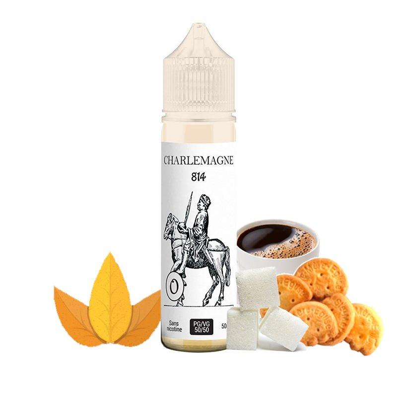 E-liquide Charlemagne 814 50 ml