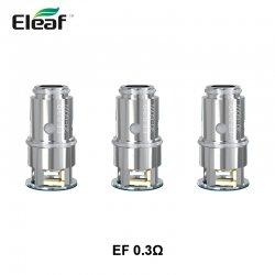 Résistances Pesso EF 0.3 ohm Eleaf