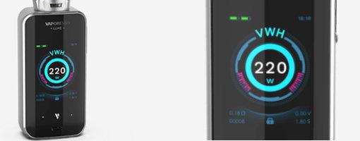 Ecran tactile kit luxe S Vaporesso