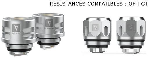Résistances QF et GT compatibles SKRR-S Vaporesso