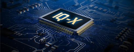Chipset IQ-X ultra réactif