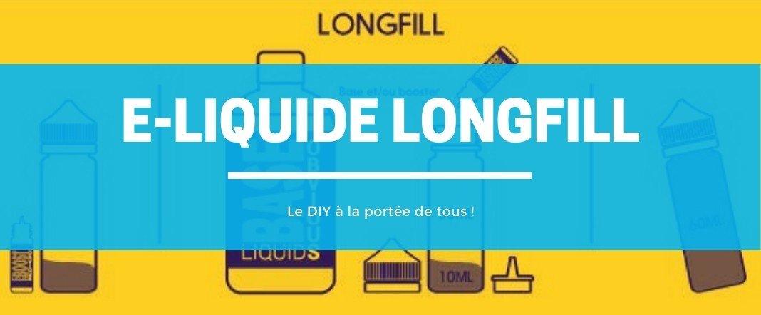 Longfill : un format d'e-liquide DIY qui va débarquer en France E-vape